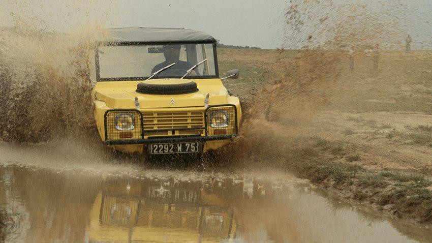 Citroën Mehari Oldtimer Historie Kaufberatung