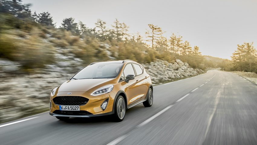 Ford Fiesta Active ST Test Neuvorstellung