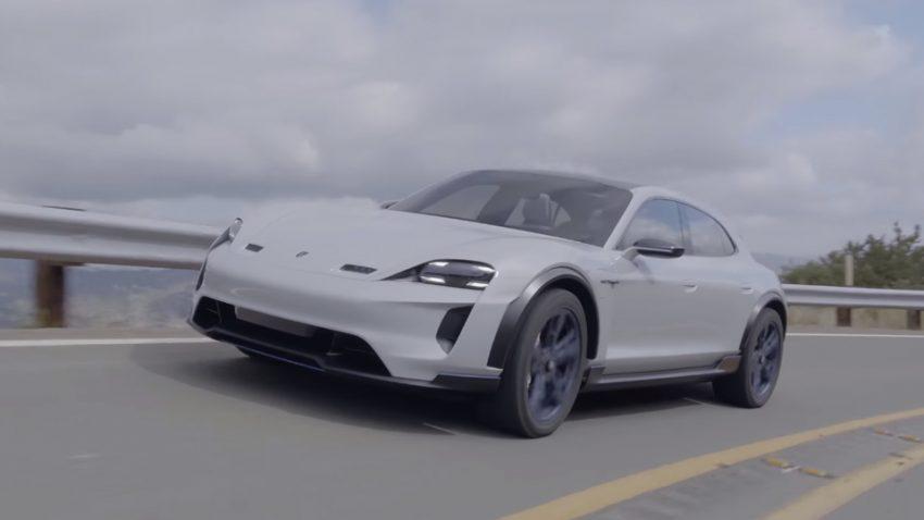 Porsche verrät den Namen seines ersten Elektro-Modells