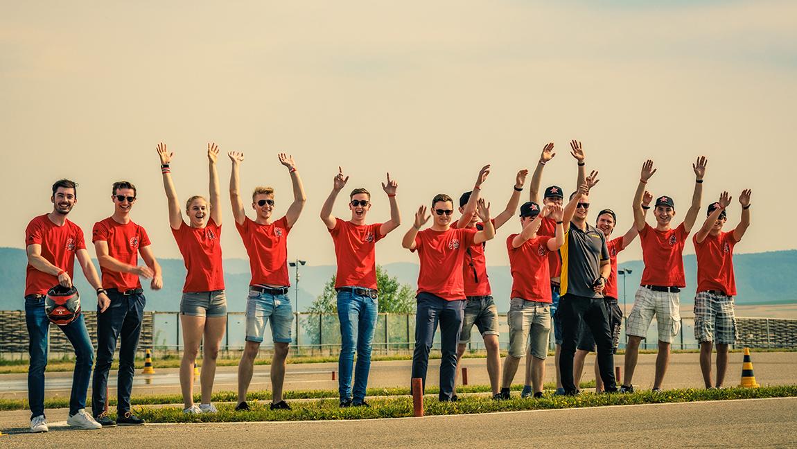 Racing Rookie Vorausscheidung in Melk: Hoher Besuch