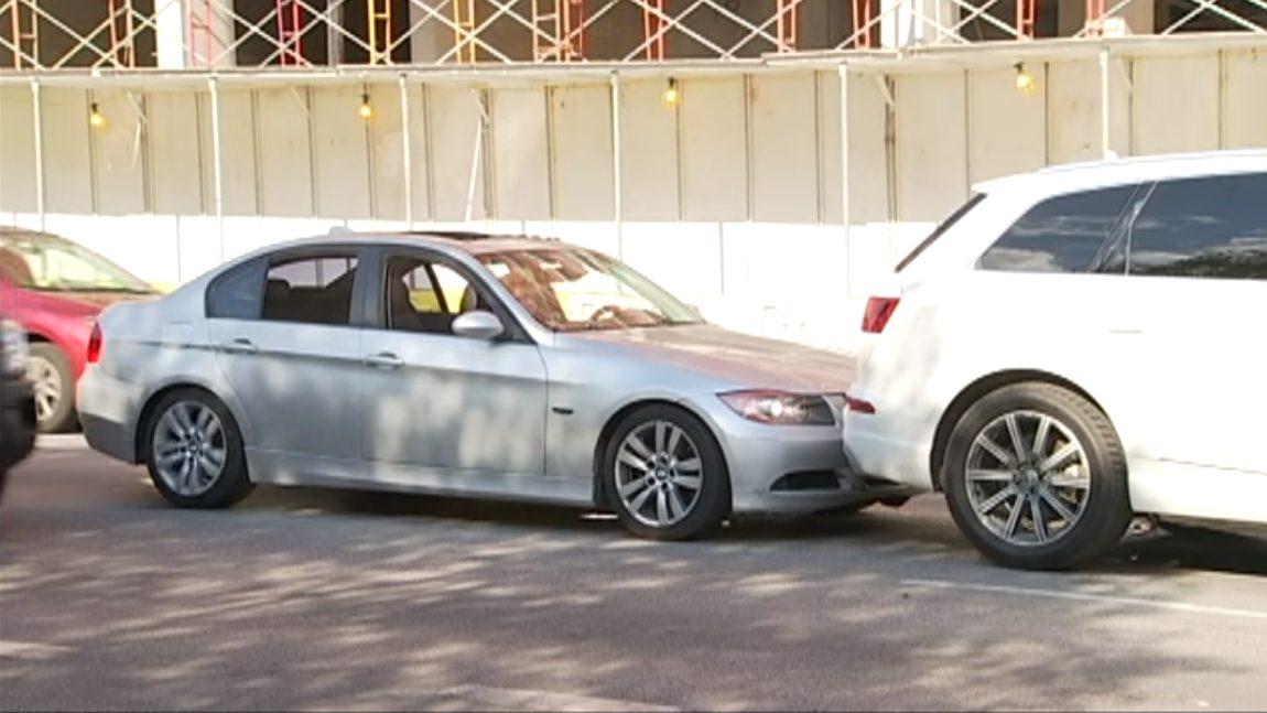 Road Rage: Diesem BMW-Fahrer möchte man lieber nicht begegnen
