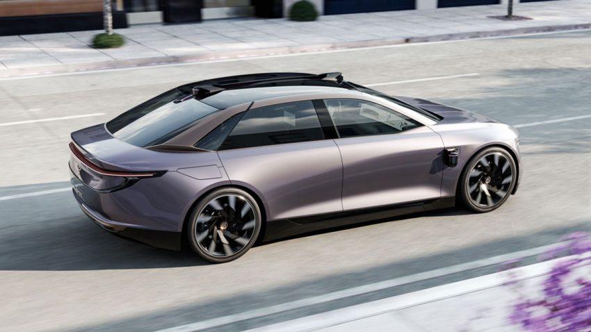 Byton K-Byte Concept: Premium-Elektro-Limousine aus China