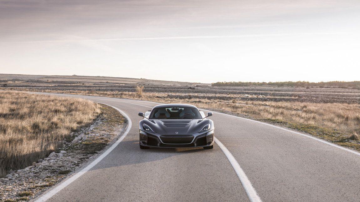 Porsche kauft sich beim kroatischen Elektroauto-Hersteller Rimac ein