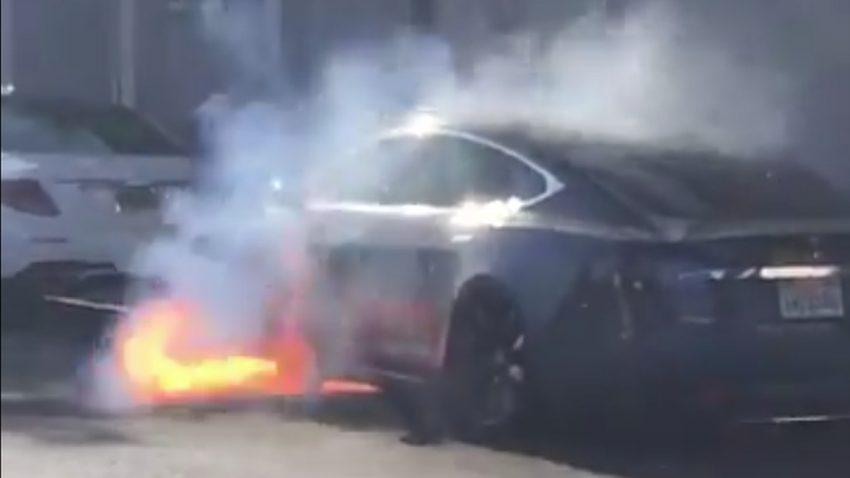 """Seitenhieb nach Tesla-Brand: GM bietet Schauspielerin """"verlässlicheres E-Auto"""" an"""