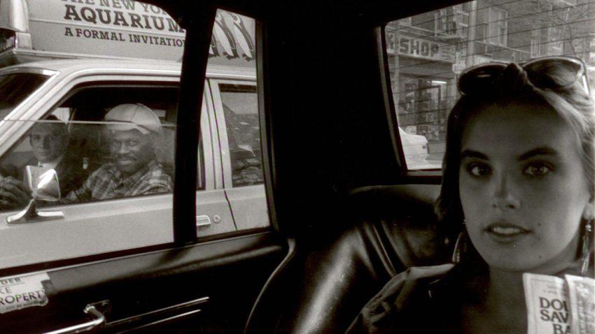 Bruce Silverstein Gallery Ryan Weideman In My Cab