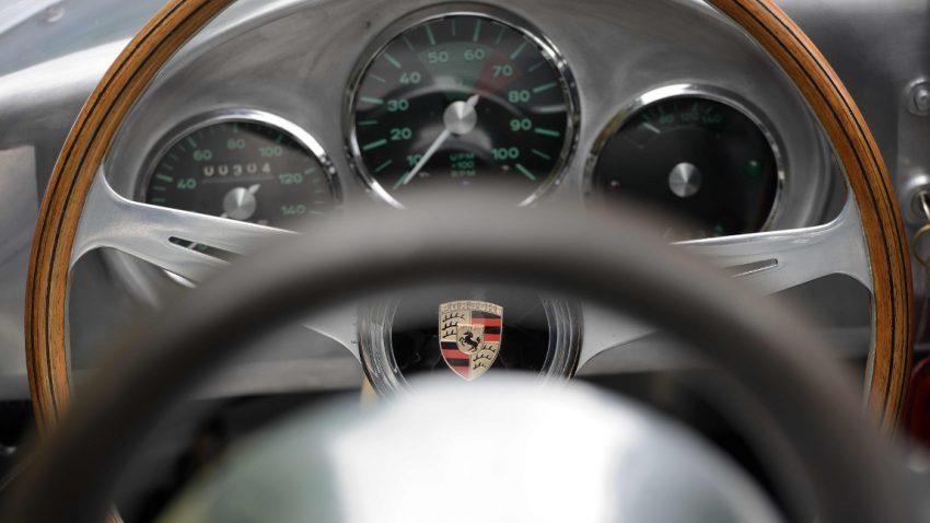 Seltenes Kleinod: Dieser Porsche 550A Spyder sucht einen neuen Besitzer