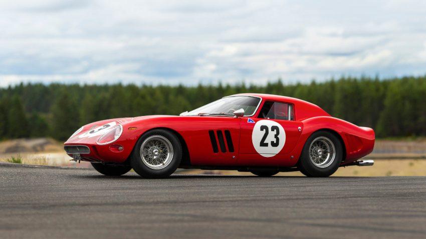 Dieser Ferrari 250 GTO wird vermutlich das teuerste Auto der Welt