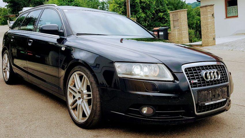 Audi A6 2,7 TDI S-Line