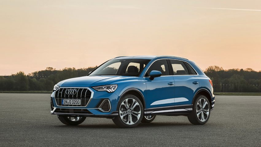 Audi Q3 Weltpremiere: Weg mit dem Speck