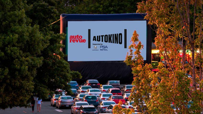 Autorevue Autokino: Wir machen Kino!