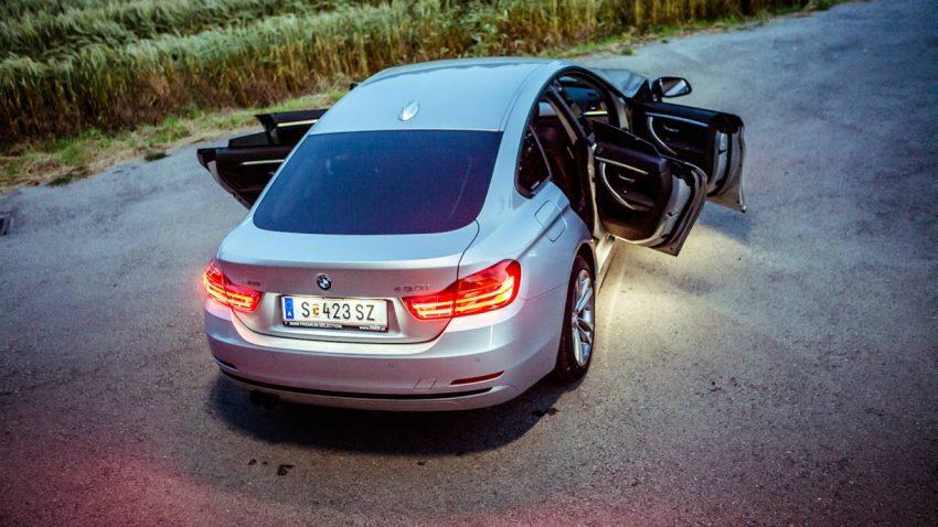 BMW 420i A xDrive: Das Coupé zur Vermeidung des Coupés