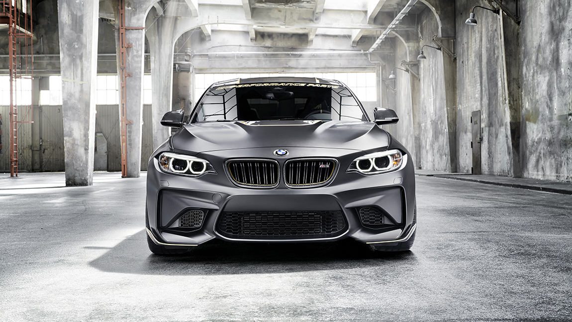 BMW M Performance Parts Concept Car Goodwood