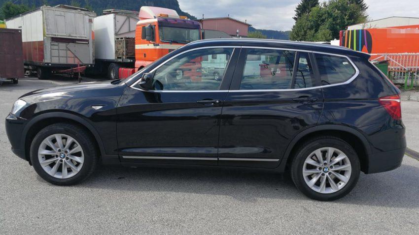 BMW X3 xdrive 20d zu verkaufen Gebrauchtwagen