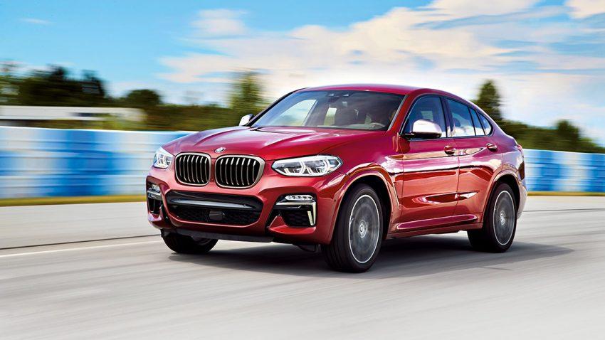BMW X4: Der X-beliebte