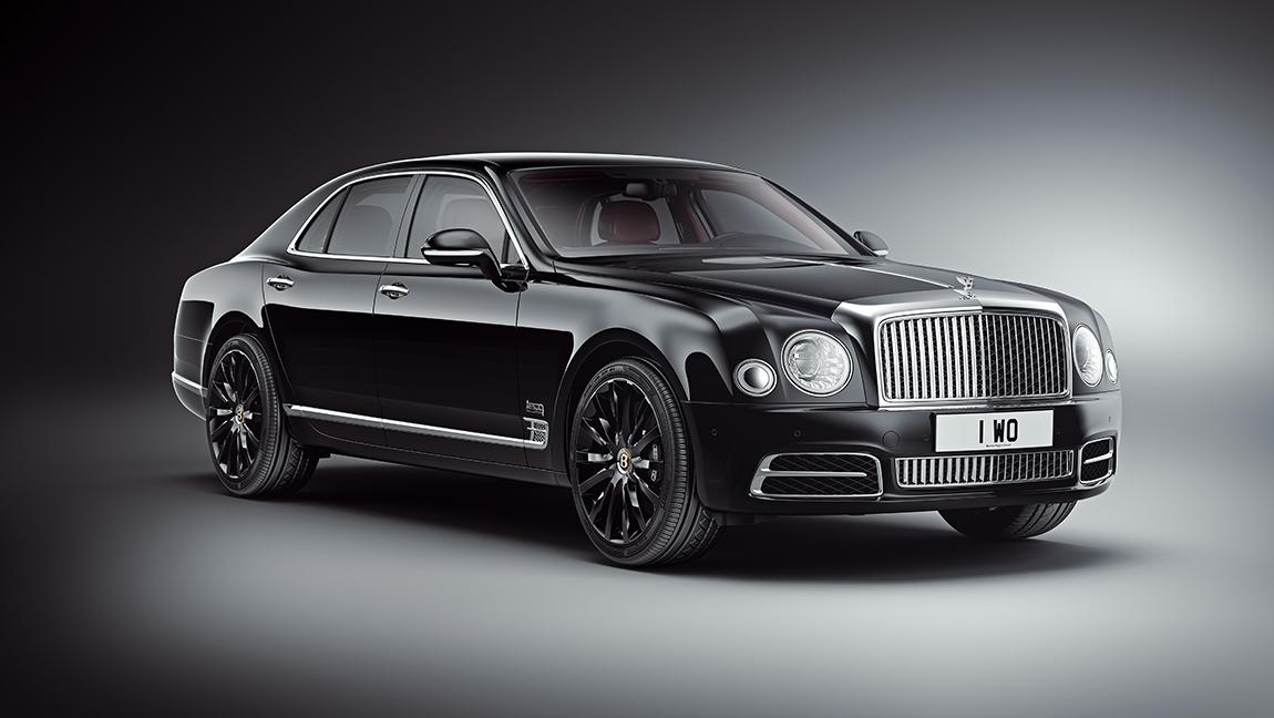100 Jahre Bentley Mulsanne WO Edition by Mulliner