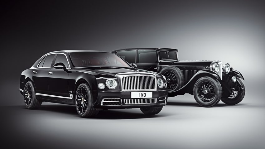 100 Jahre Bentley Mulsanne WO Edition by Mulliner