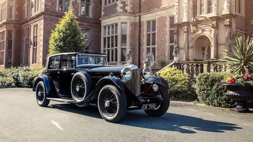 Bentley Mulliner Karosseriebauer Kutsche Veredler Tuner Individualisierung