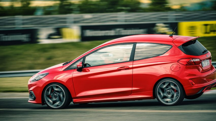 Ford Fiesta ST: Fett abgemagert