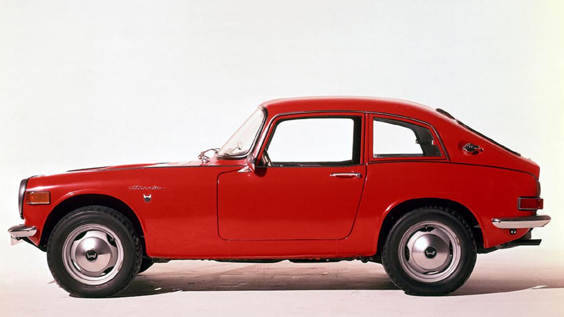 Honda S800 Kultautos der 1960er die kultigsten autos der 1960er