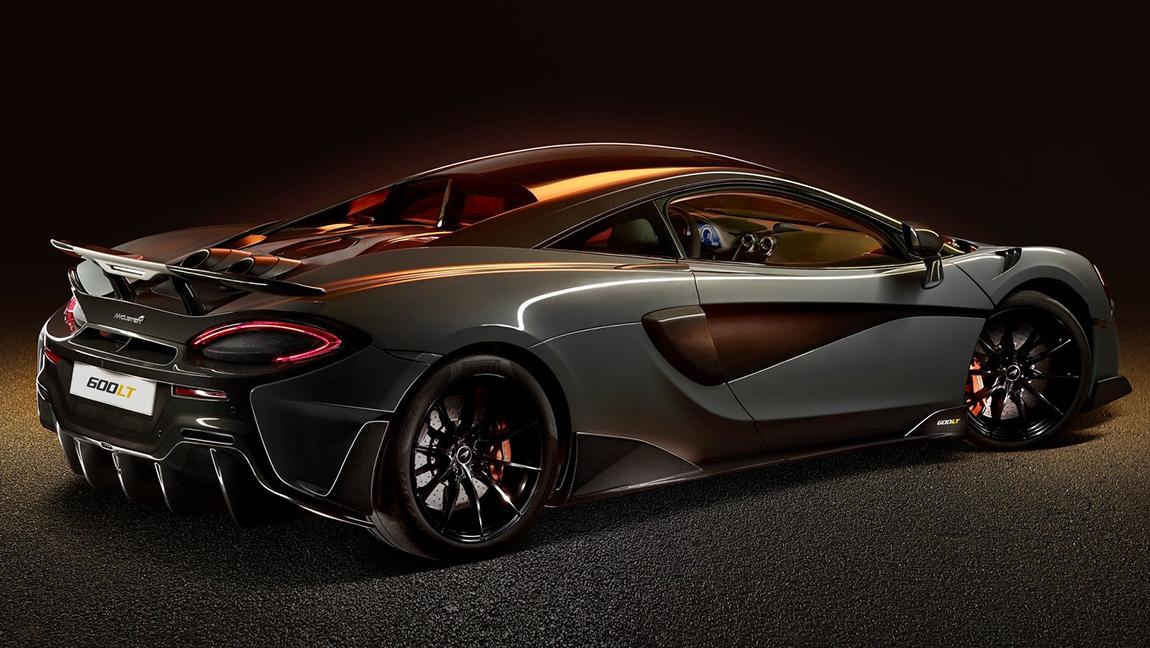 McLaren 600LT Longtail