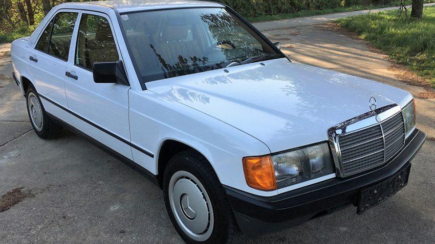 Mercedes 190 Diesel (verkauft)