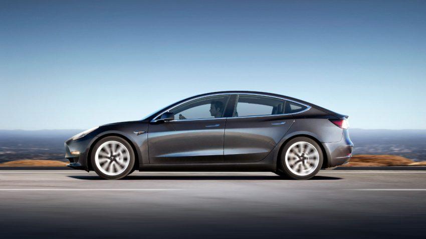 5000 Model 3 pro Woche: Tesla hat Produktionsziel endlich erreicht