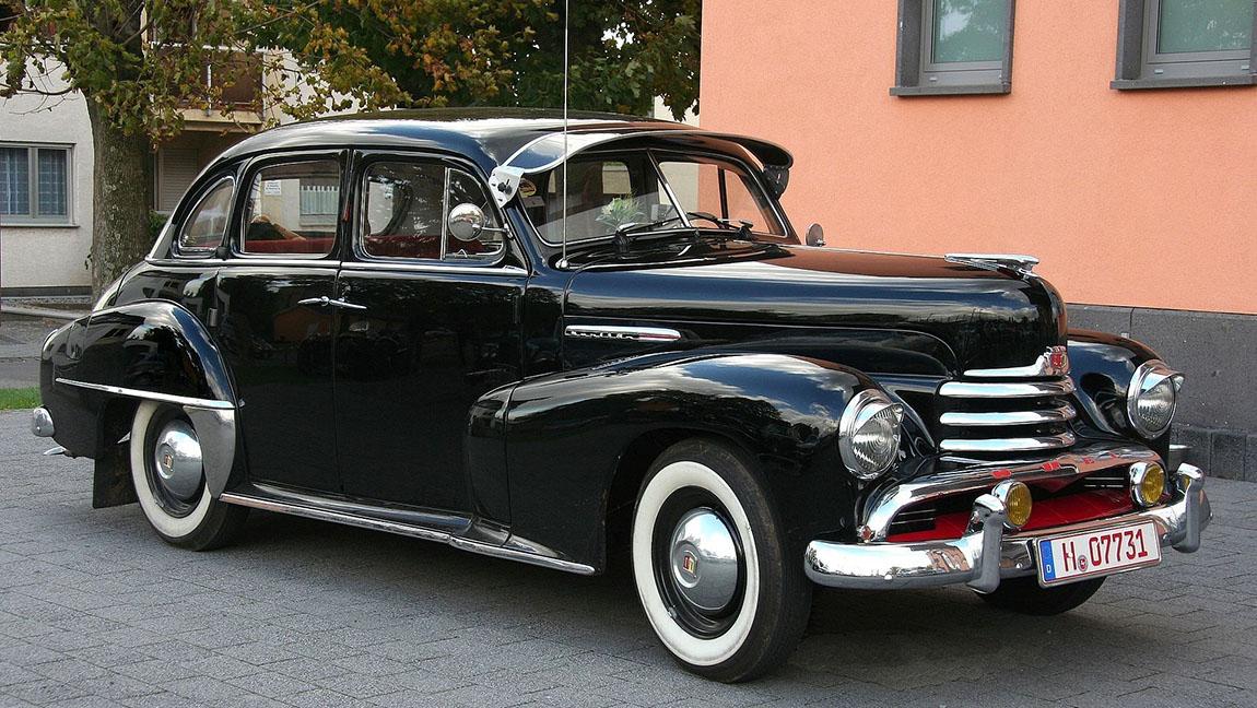 Opel Kapitän 51