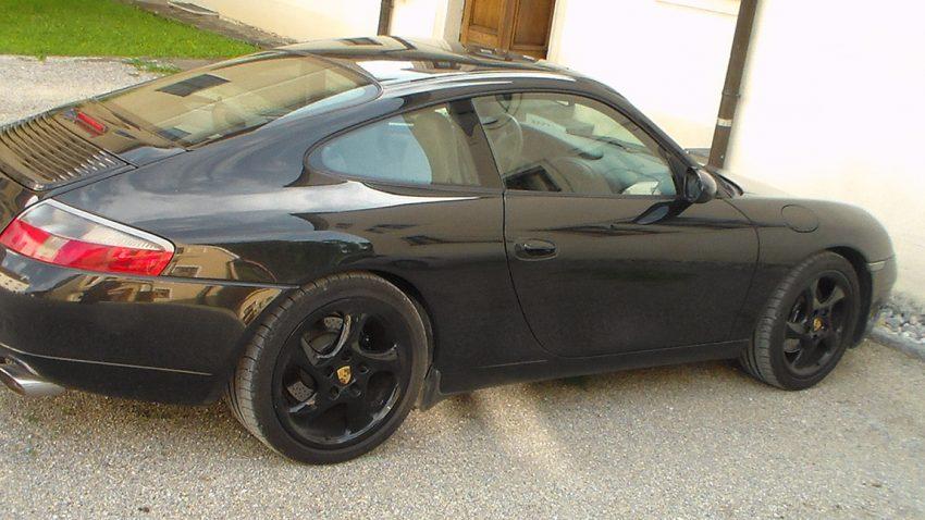 Porsche 911 996 Carrera Coupe Gebrauchtwagen zu verkaufen