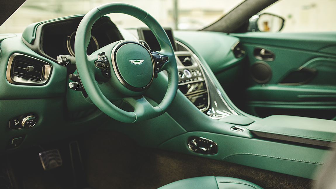 Q by Aston Martin DB11 Classic Driver