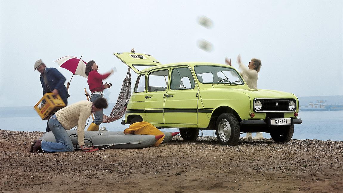 Renault 4 R4 Kultautos der 1960er die kultigsten autos der 1960er