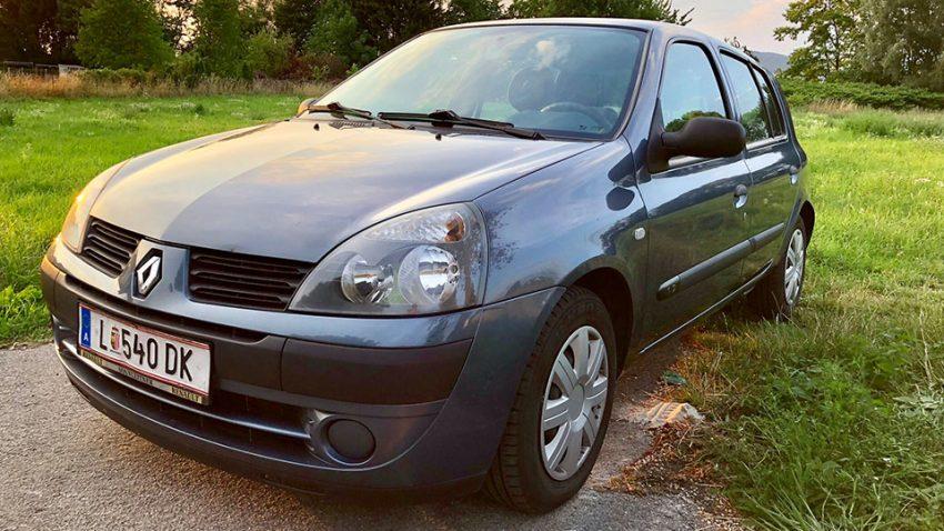 Renault Clio Storia 1,2