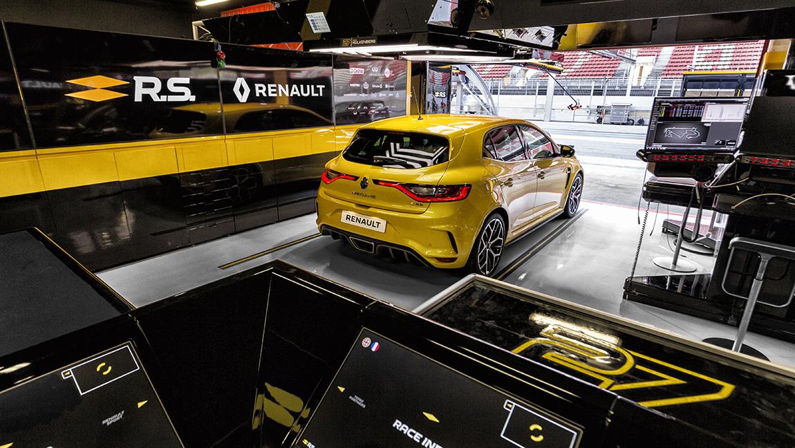 Neuheit - Renault Mégane RS Trophy