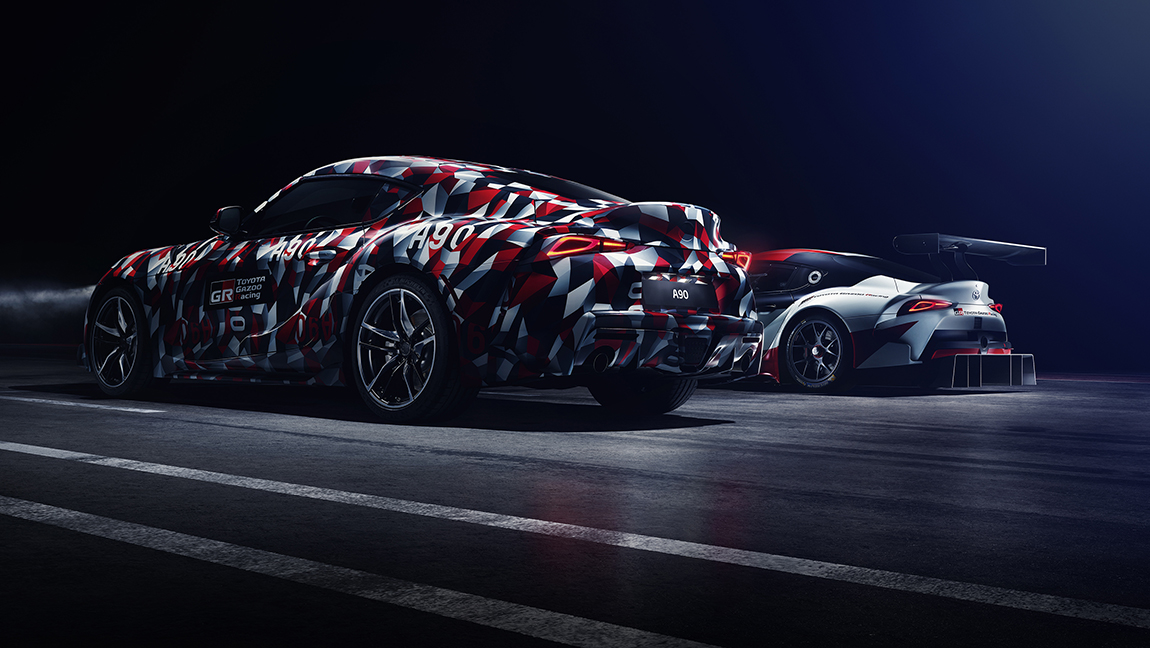 Toyota Supra Weltpremiere Goodwood