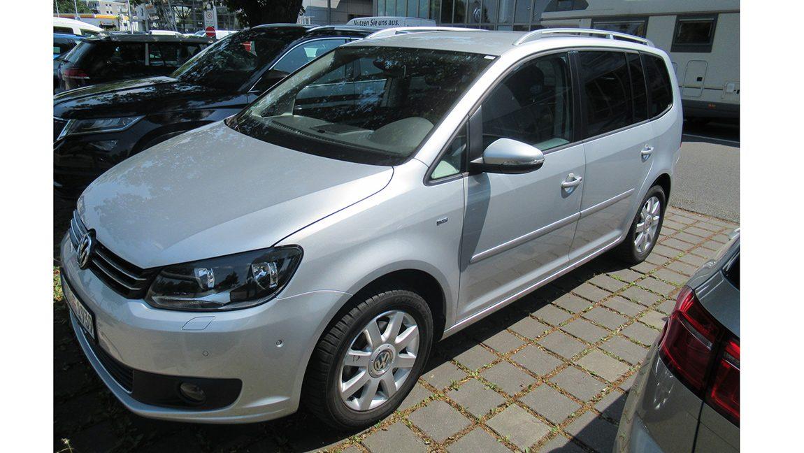 Gebrauchtwagen VW Touran zu verkaufen