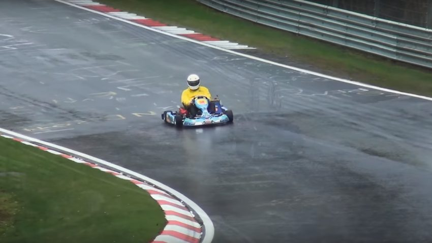 Die verrücktesten Fahrzeuge am Nürburgring