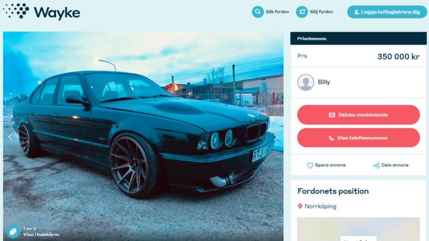 """""""Bugatti Killer"""": Dieser BMW M5 hat einen Veyron bezwungen - und steht jetzt zum Verkauf"""