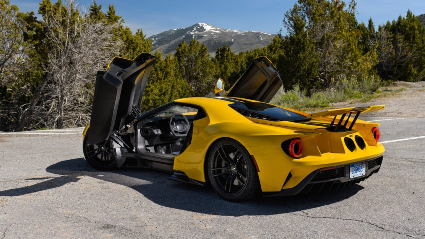 Bald könnt ihr euch wieder dafür bewerben, 500.000 Euro für einen Ford GT ausgeben zu dürfen