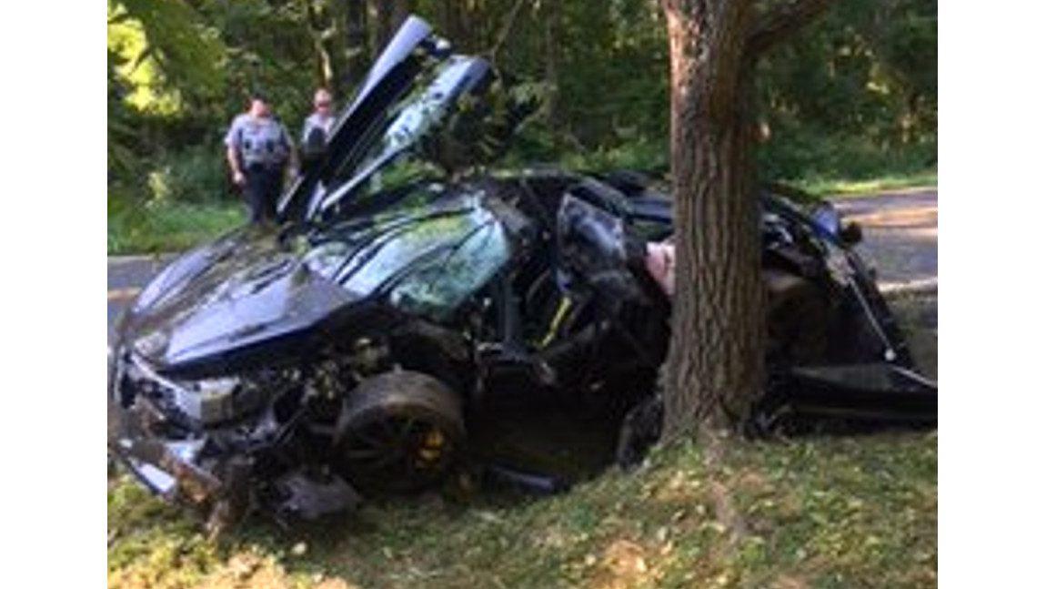 """McLaren 720S: """"Gekauft am Freitag, geschrottet am Samstag"""""""