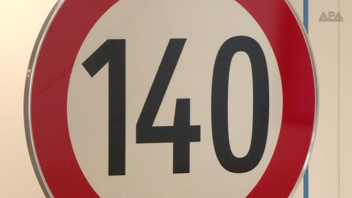 Ab August: Tempo 140 auf zwei Abschnitten der Westautobahn erlaubt
