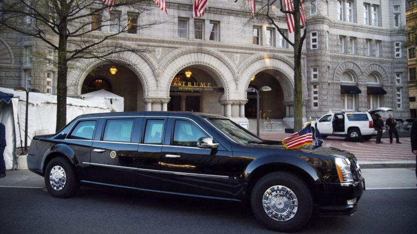 Donald Trumps Ex-Chauffeur klagt wegen unbezahlter Löhne