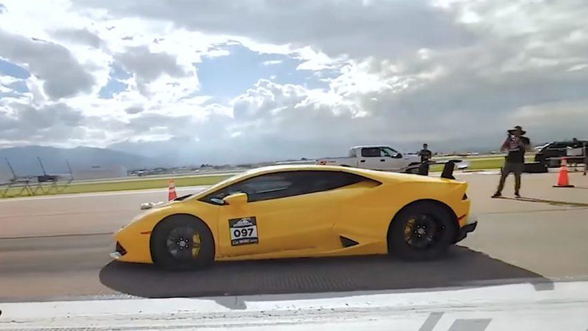 Wahnsinns-Weltrekord: Von 0 auf 417,9 km/h in einer halben Meile