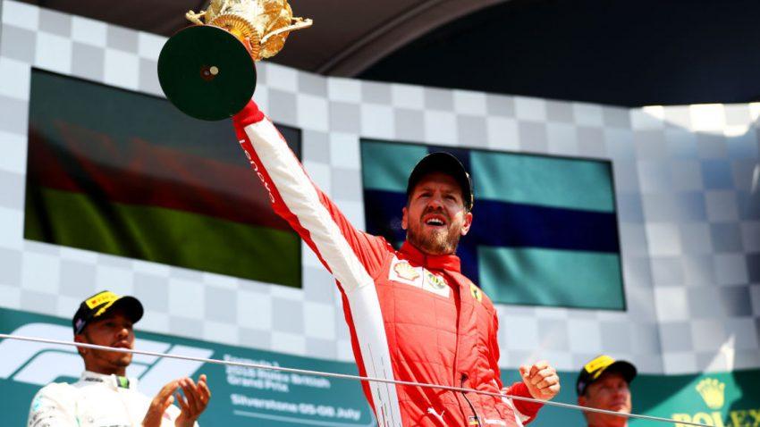 Formel 1: Kein Heimsieg für Hamilton in Silverstone