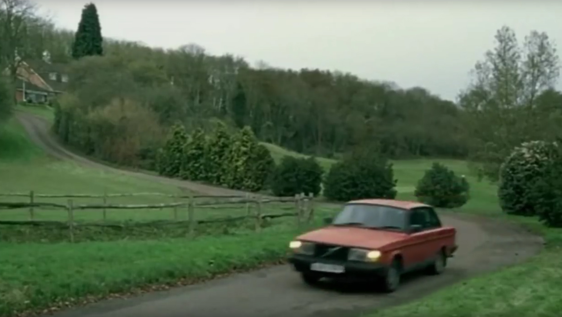 10 Autos au den Simpons Volvo 240
