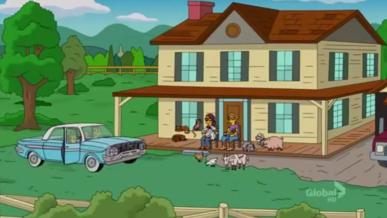 10 Autos au den Simpons Chevrolet Impala