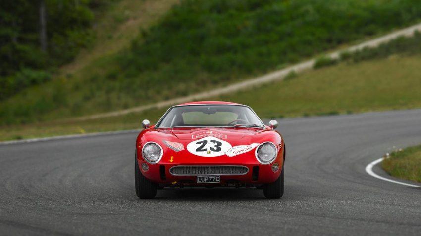 Neuer Auktions-Weltrekord: Ferrari 250 GTO um 41,6 Millionen Euro