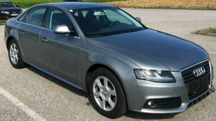 Audi A4 Tdi DPF Gebrauchtwagen zu verkaufen
