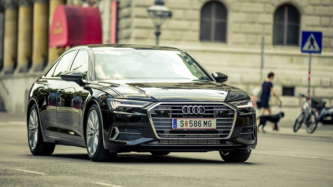 Audi A6 Limousine 50 TDI Testbericht