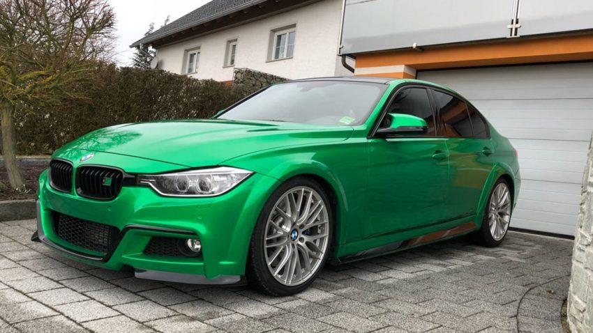 Gebruachtwagen BMW 335i XDrive MS Design B36 zu verkaufen
