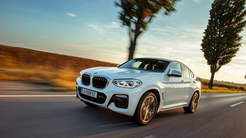 BMW X4 2,0d xDrive Testbericht im Test