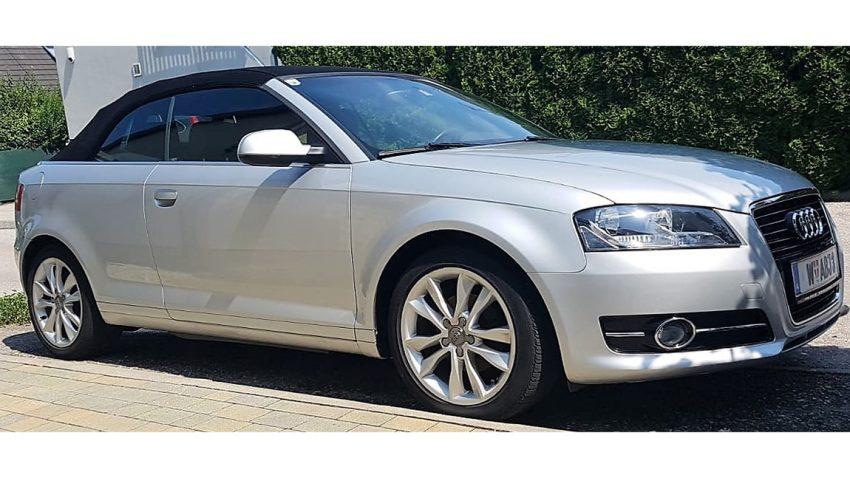 Gebrauchtwagen Audi A3 Cabrio zu verkaufen